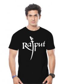 Rajput - Cotton Tshirt  From Deshidukan Buy online in Gujarat, Ahmedabad, Rajkot, Surat, Vadodara