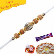 Sandlewood Thread Rakhi