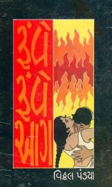 Ruve Ruve Aag Gujarati Book Written By Vitthal Pandya