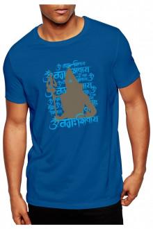 Shiv Shankar Theme Cotton Tshirt - 2