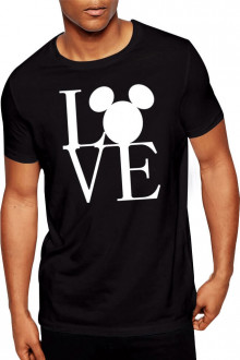 Love - Cotton Tshirt For Valentines Day Buy Online