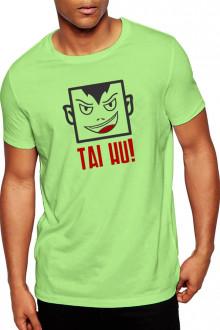 Tai Hu - Gujarati Funky Cotton Tshirt