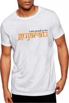 I Am Proud To Be Gujarati - Tshirt