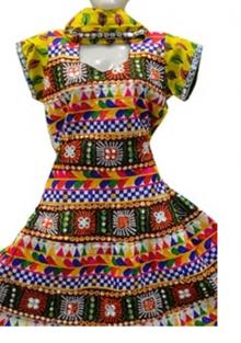 Designer Piece yellow  Colour Chaniya Choli
